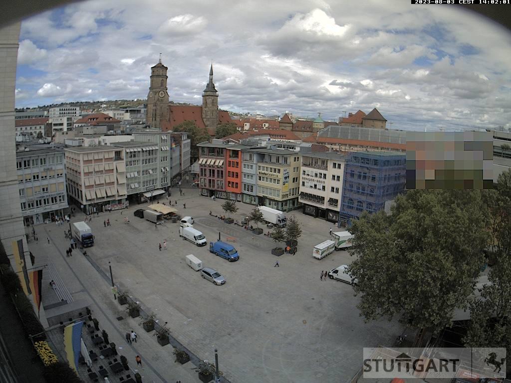 Weather & Webcams   Urlaubsregion Stuttgart